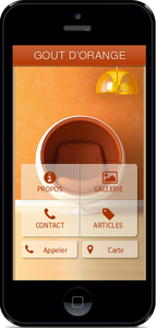 Site Mobile en Orange